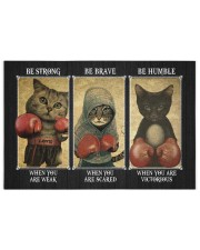 Be Strong Puzzles tile