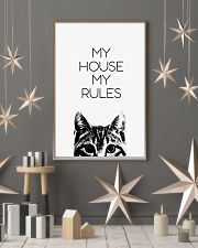 My house my rules 24x36 Poster lifestyle-holiday-poster-1
