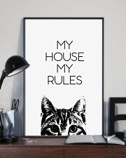 My house my rules 24x36 Poster lifestyle-poster-2
