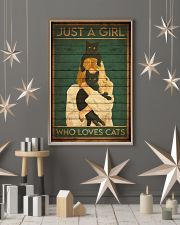 just a girl 123 24x36 Poster lifestyle-holiday-poster-1