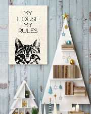 My house my rules 24x36 Poster lifestyle-holiday-poster-2