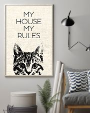 My house my rules 24x36 Poster lifestyle-poster-1