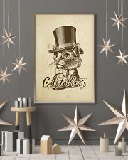 cat father's day 24x36 Poster lifestyle-holiday-poster-1