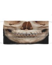 Human body skeleton bones Tshirt Mask tile