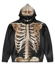 Human body skeleton bones Tshirt Men's All Over Print Hoodie tile