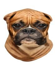 Brown Boxer Dog  Neck Gaiter thumbnail