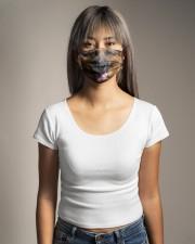 German Shepherd 3D  Cloth face mask aos-face-mask-lifestyle-15