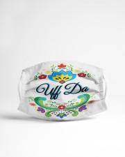 UFF DA Cloth face mask aos-face-mask-lifestyle-22