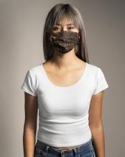 Librarian Books  Cloth face mask aos-face-mask-lifestyle-15