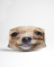 Chihuahua 3D  Cloth face mask aos-face-mask-lifestyle-22