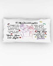 I hugged this soft pillow - TAGOTEE Rectangular Pillowcase aos-pillow-rectangular-front-lifestyle-05