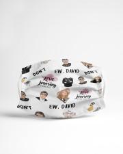 Ew David Cloth face mask aos-face-mask-lifestyle-22