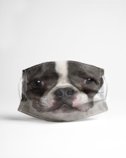 Boston Terriers  Cloth face mask aos-face-mask-lifestyle-22