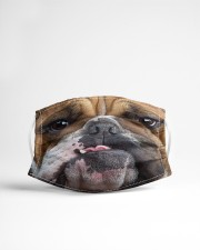 Bulldog 3D Cloth face mask aos-face-mask-lifestyle-22