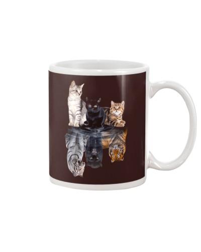 Cats Always Believe In Yourself - Mug