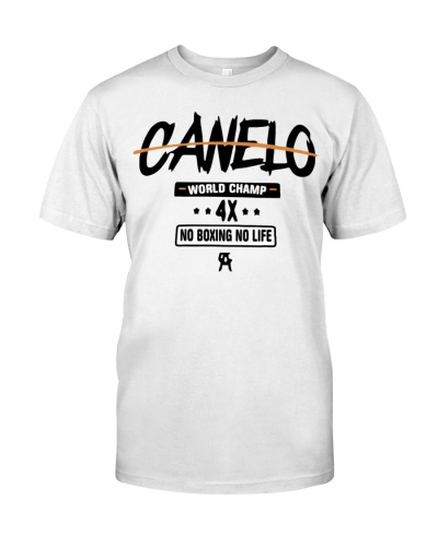 Canelo World Champion T Shirt