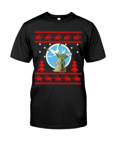 Seagulls Stop It Now Ugly Christmas Shirt Merch