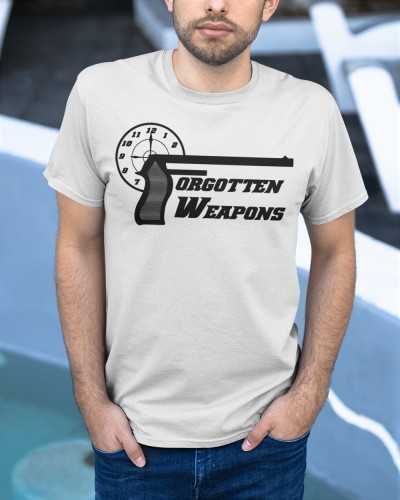 forgotten weapons shirt