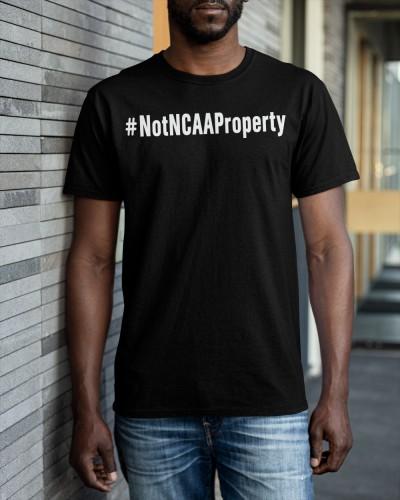 Not NCAA Property shirt