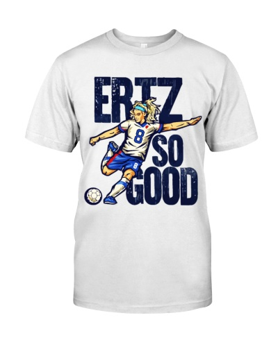 Julie Ertz ERTZ SO GOOD Apparel Shirt
