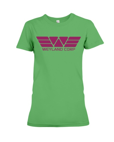 idris elba weyland corp captain shirt