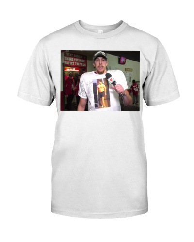 Jimmy G camp George Kittle t shirt
