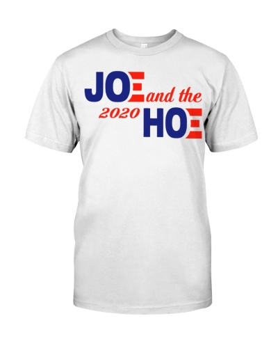 joe and the hoe t shirt