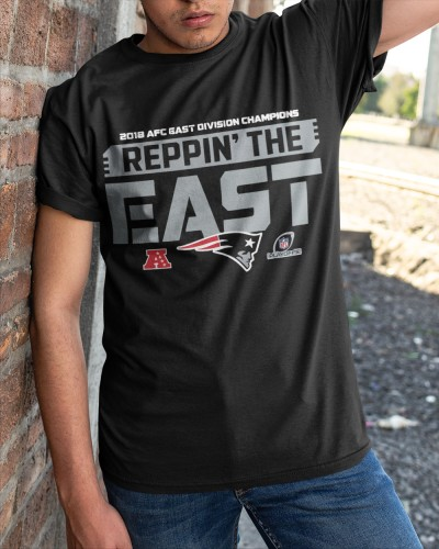 Patriots AFC East Champions T Shirt Jersey