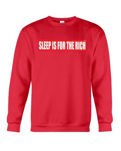 sleep is for the rich shirt