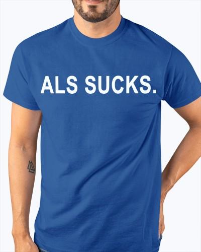 Als Sucks Shirt Classic T-Shirt