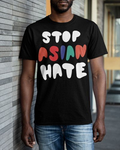 Dame Stop Asian Hate shirt