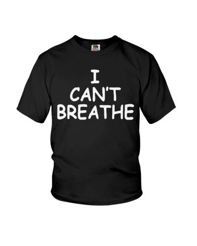 i cant breathe shirt