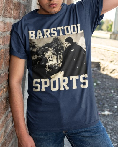 Barstool Sports Shirt of the Month