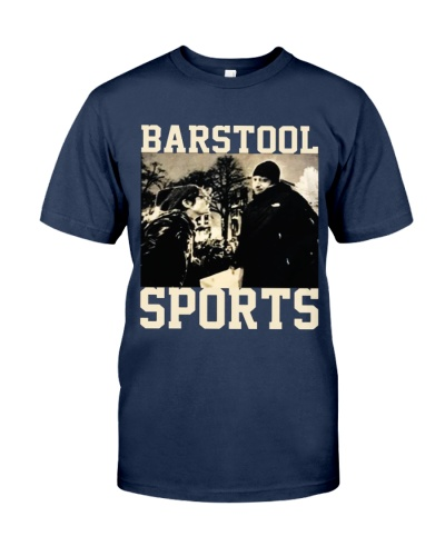 Barstool Sports T Shirt of the Month