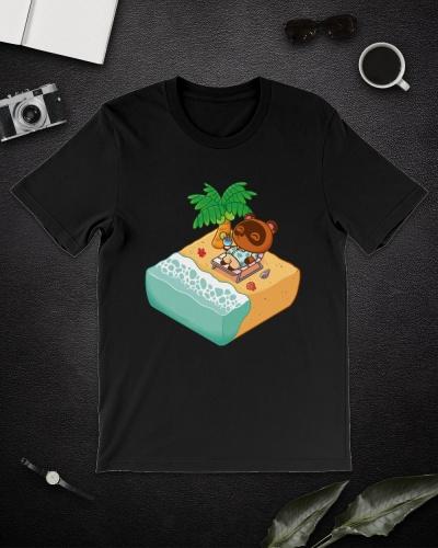 animal crossing t shirt