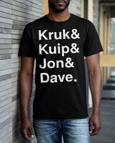 kruk and kuip shirt