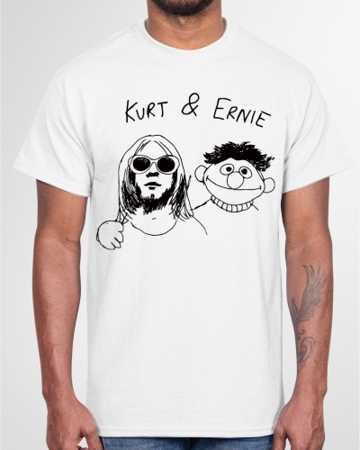kurt and ernie shirt