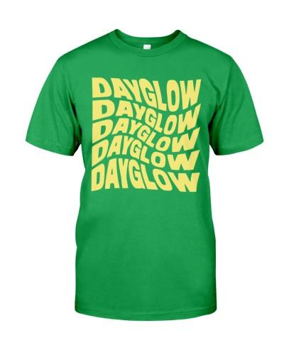 dayglow merch shirt