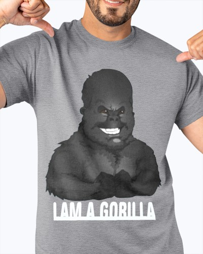 tim pool gorilla shirt