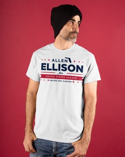 Allen Ellison for US Senate Shirt