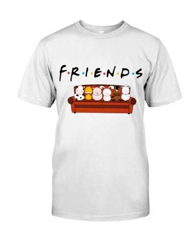 Animal friends shirt Funny