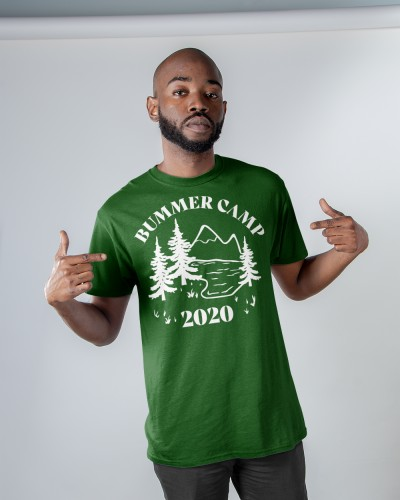 bummer camp 2020 tee shirt