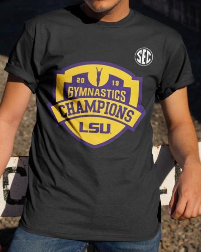 LSU SEC Gymnastics championship 2019 Shirt Jersey