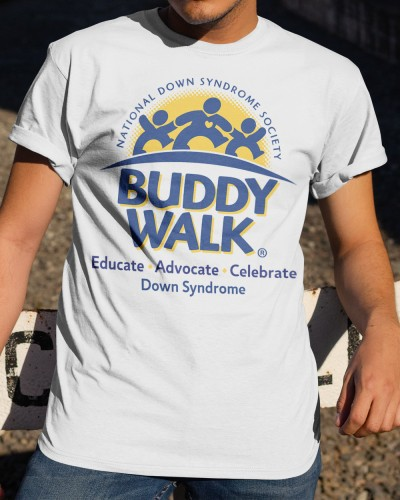 buddy walk shirt