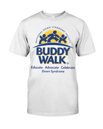 buddy walk t shirt