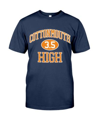 Cottonmouth High 3 5 Shirt Merch