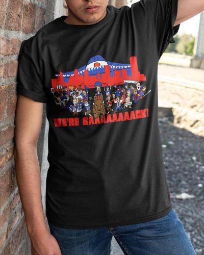 Buffalo Bills Were Back Shirt