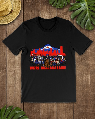 Buffalo Bills Were Back T Shirt