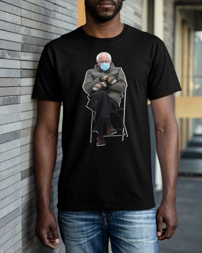 bernie sanders meme shirt