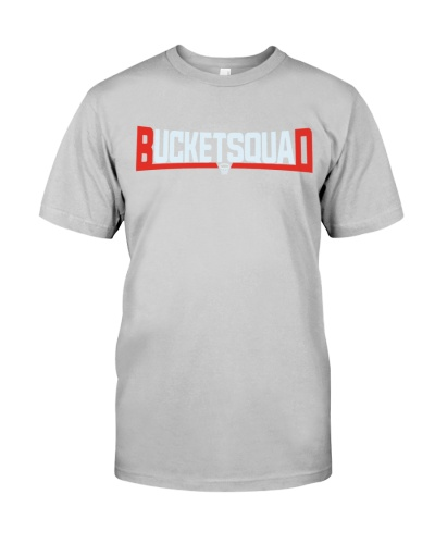 bucketsquad merch shirt